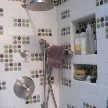 Polka Dot Bath
