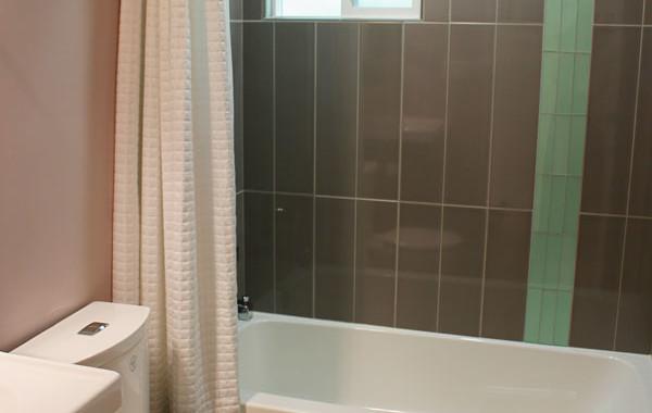 A Pair of Modern Baths