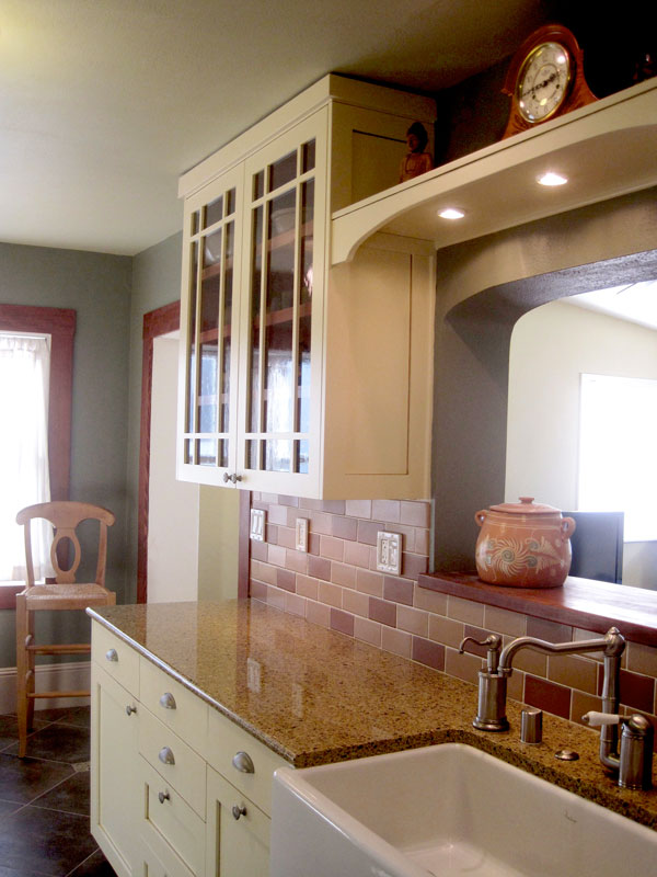 Kitchen Interior Design Ideas Classic: Classic Craftsman Kitchen